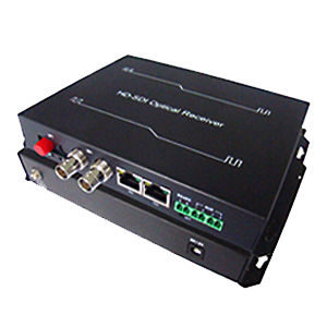 HD-SDI Ethernet Optical Transceiver