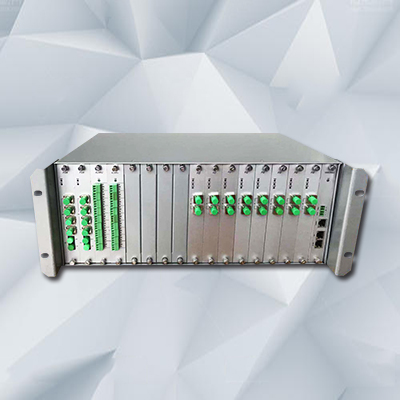 RF960 Multi-zone Fiber Optic Intrusion Detection System