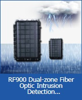 Outdoor dual zone intrusion detection system