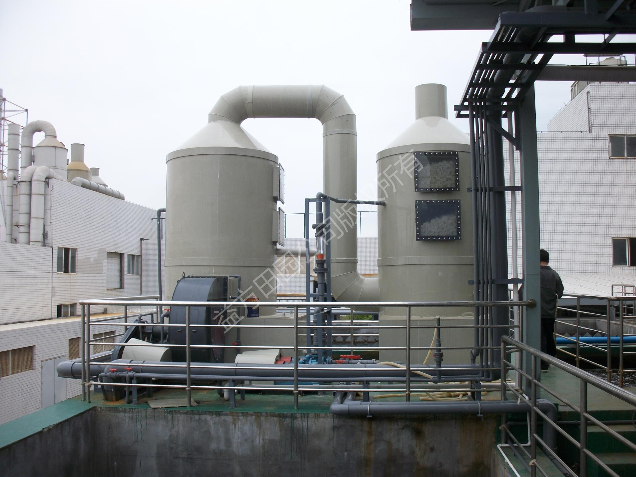 废气吸收塔-含氨废水除氨吸收系统_看图王