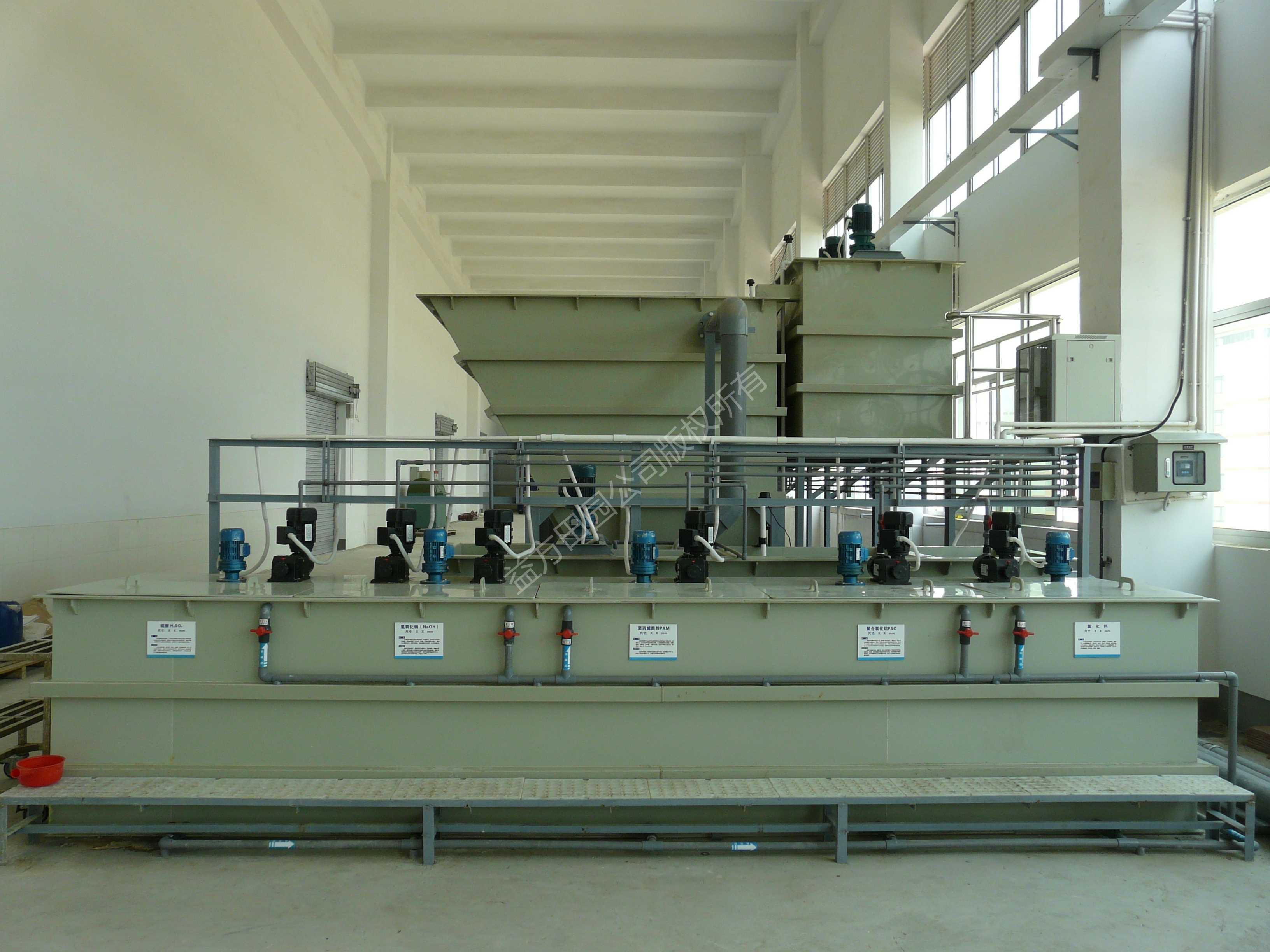 合肥某表面处理废水700T-P1030528