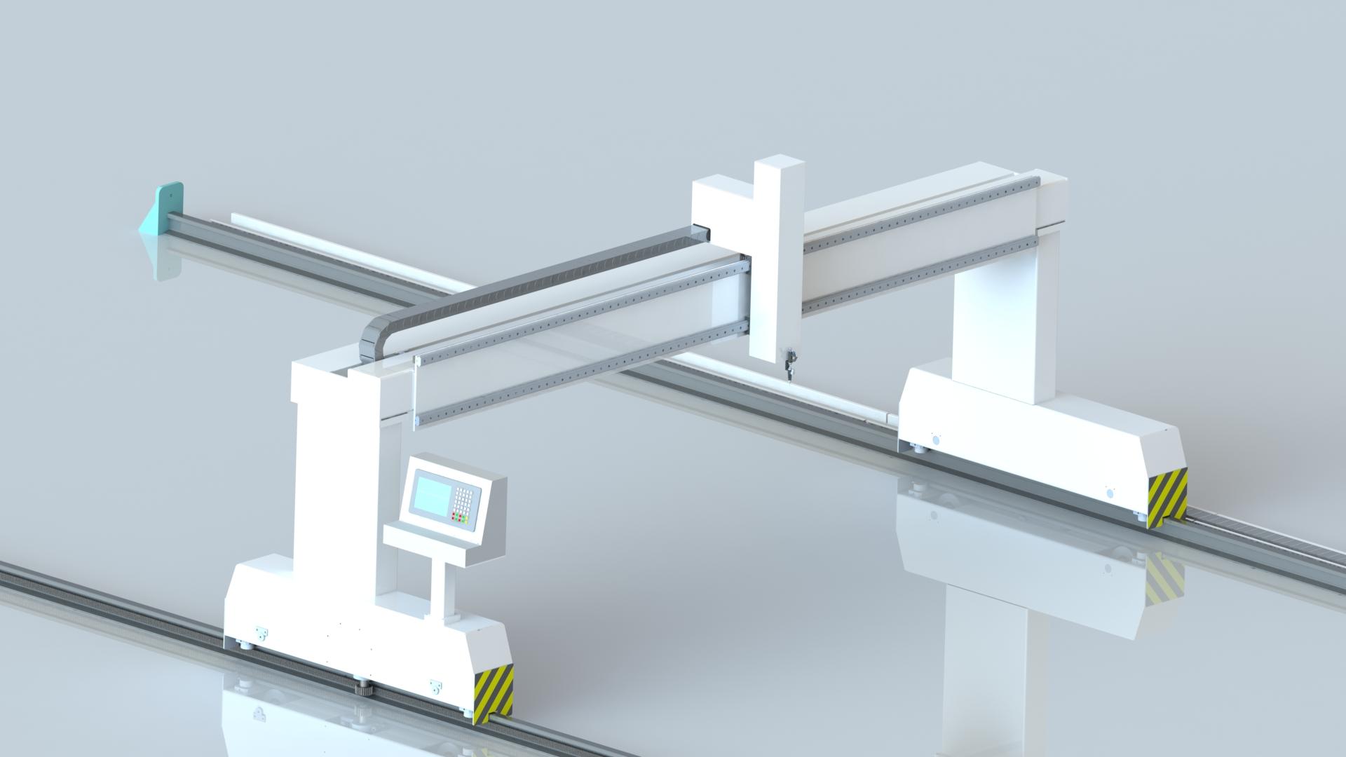 数控划线机