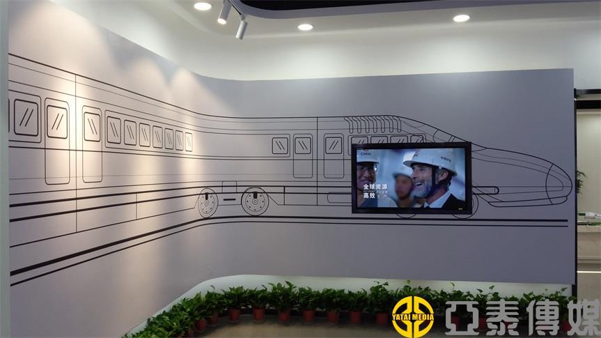 中车文化墙-中车文化墙-4