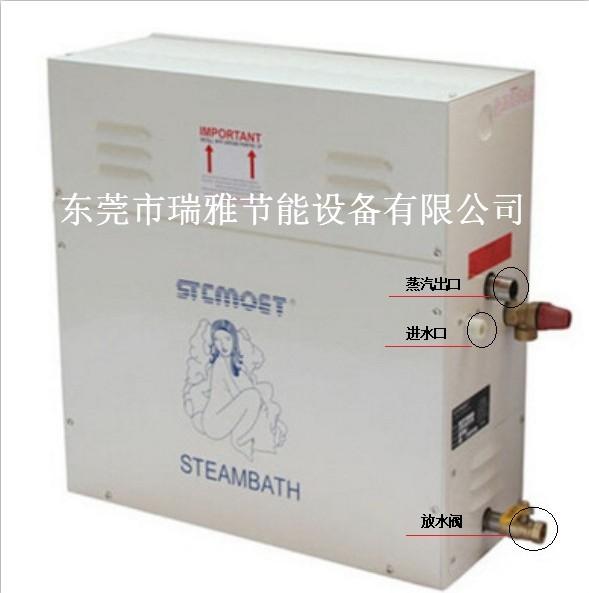 浴室桑拿房专用桑拿蒸汽机