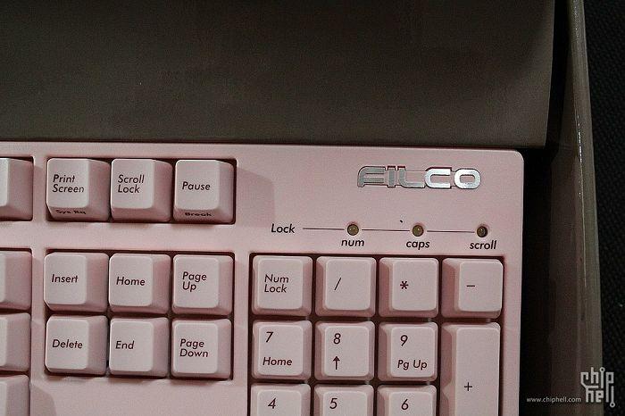 Filco104粉色限定版开箱-012