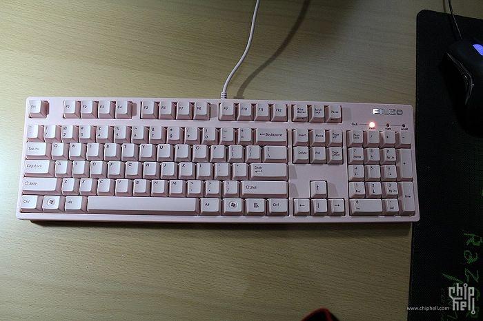 Filco104粉色限定版开箱-017