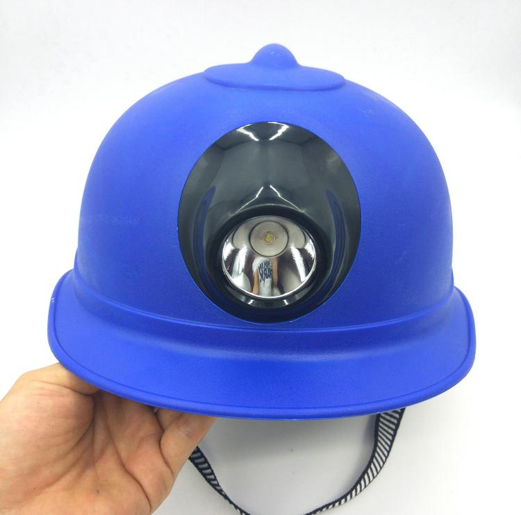 头灯安全帽3