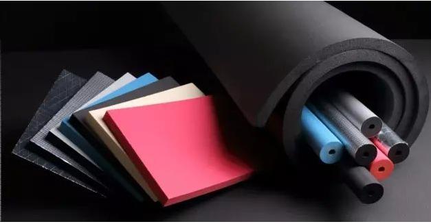 橡塑板保温板的基本优点
