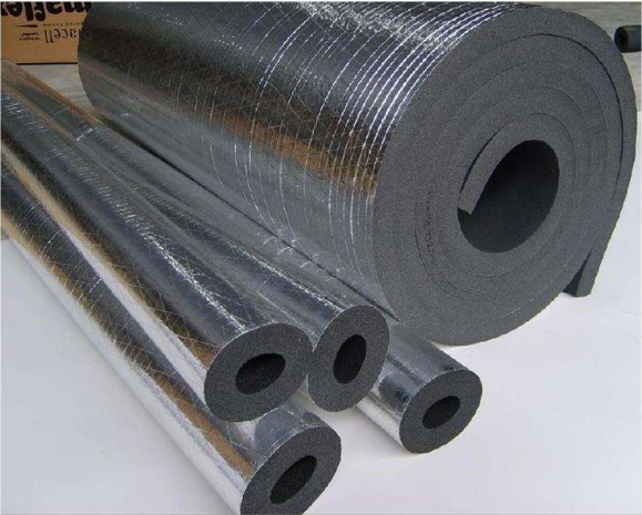 铝箔橡塑保温板的优势
