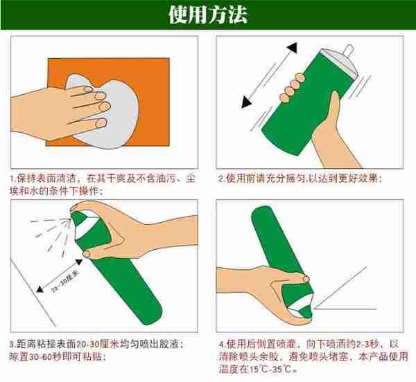 橡塑保温板专用胶水的使用方法及使用注意事项