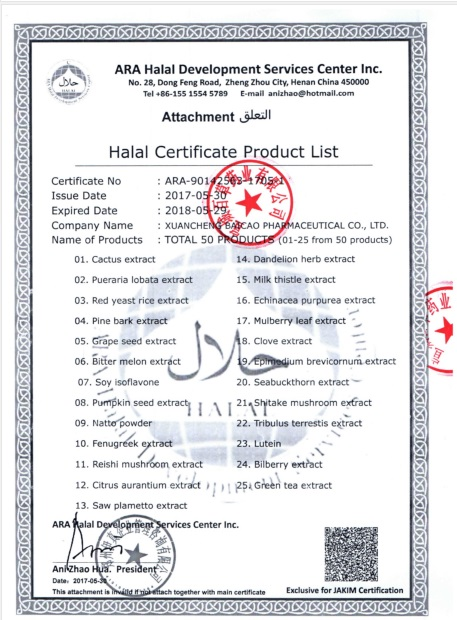 halal證書2