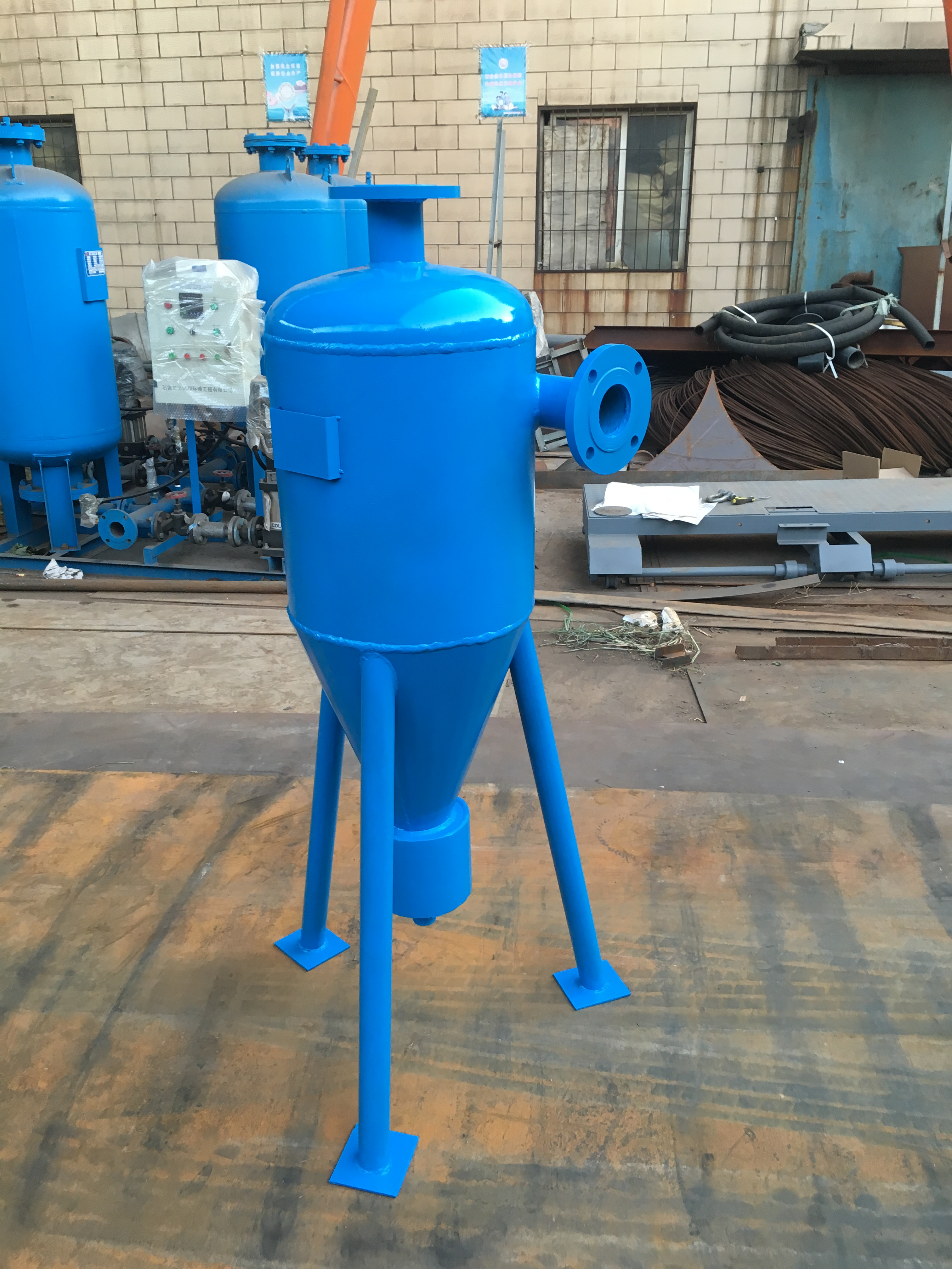 旋流除砂器1-污水处理