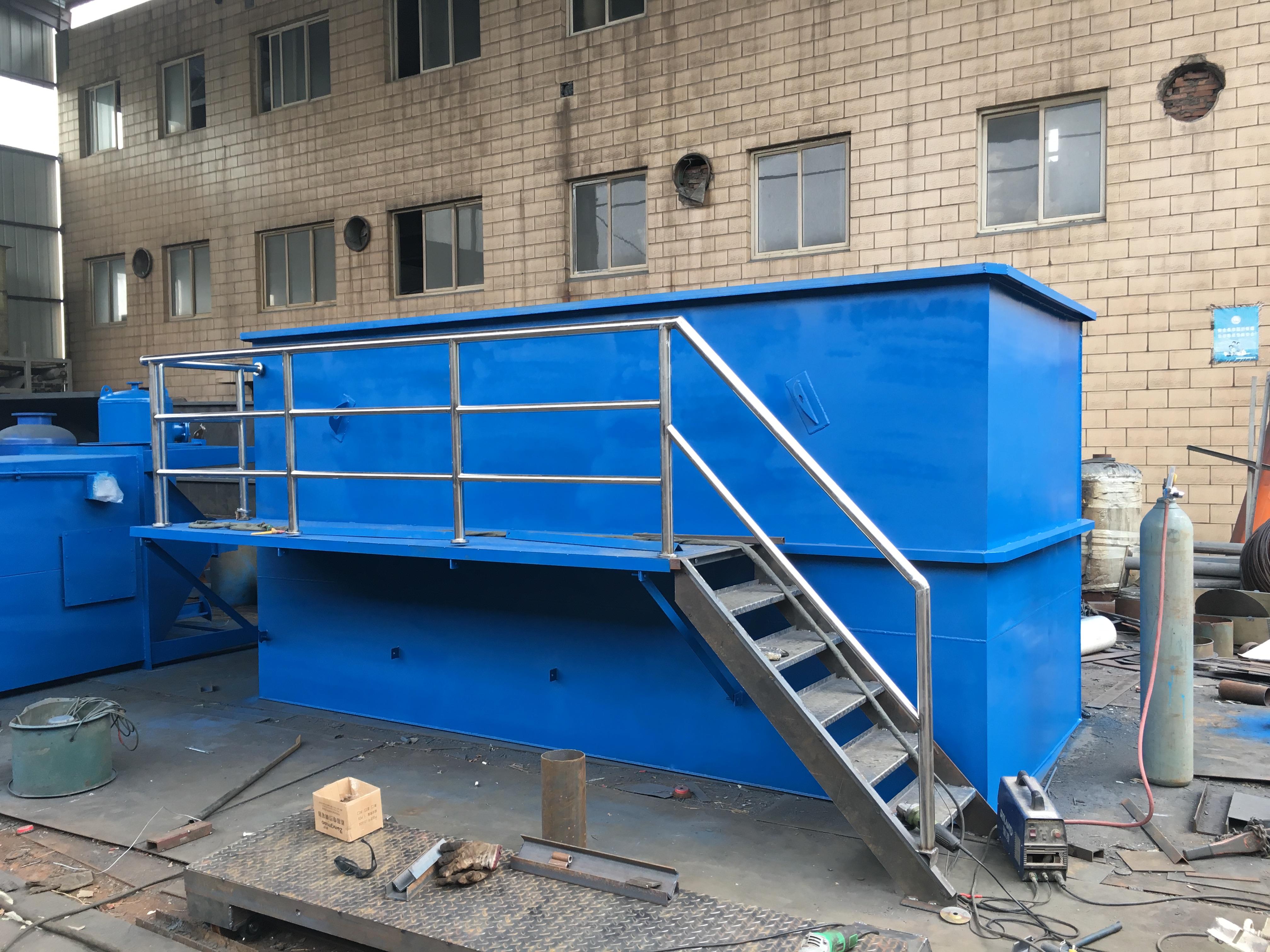 一体化污水设备2-污水处理