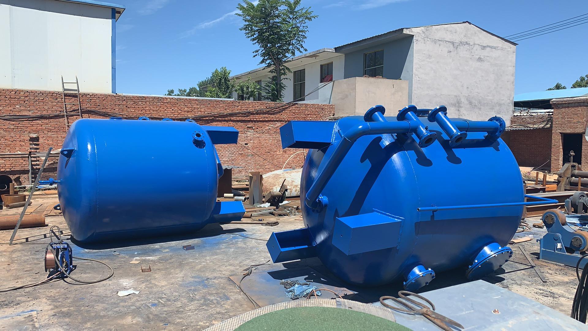 纖維球過濾器3-水處理