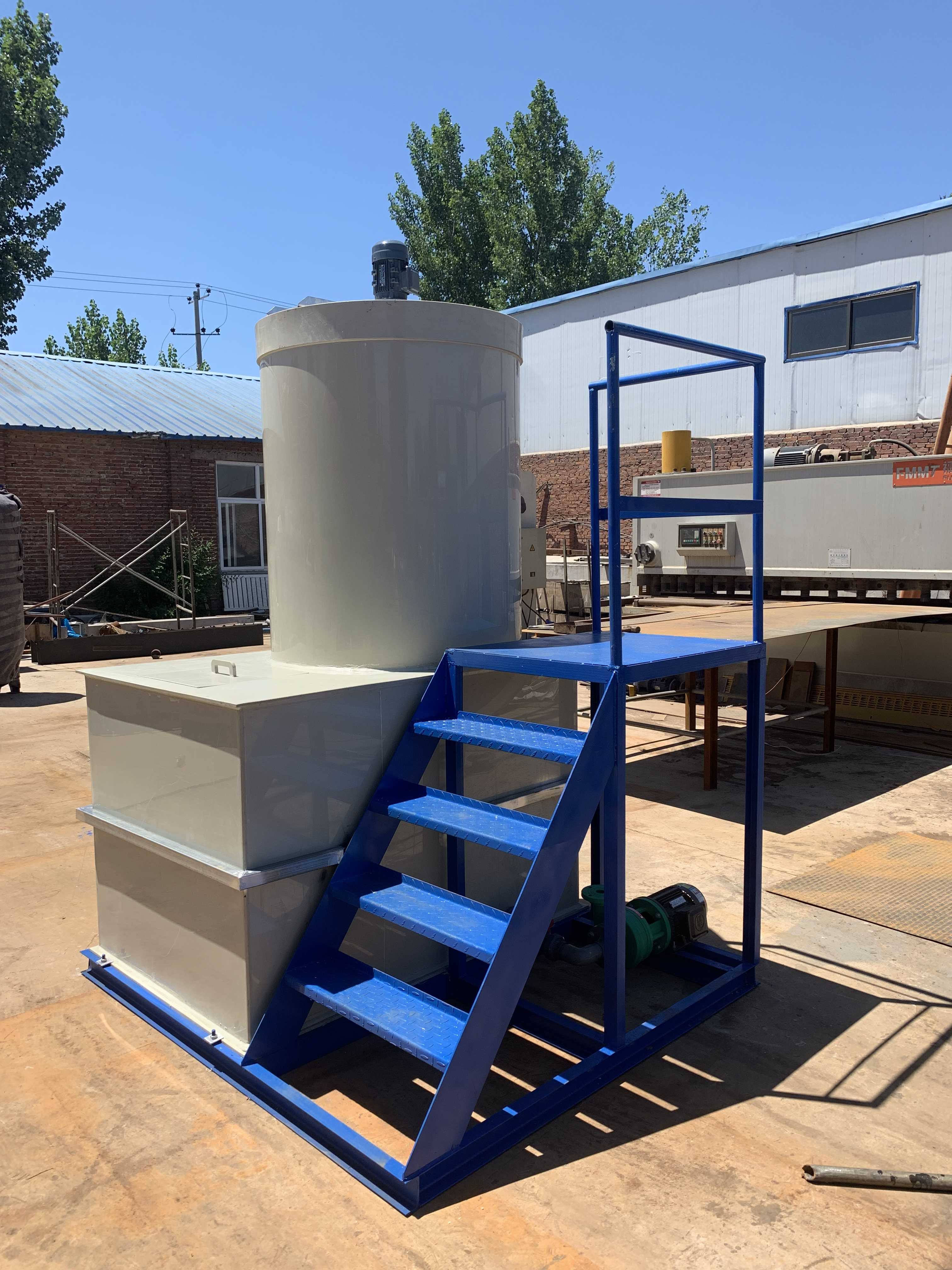 自動投藥設備水處理-水處理