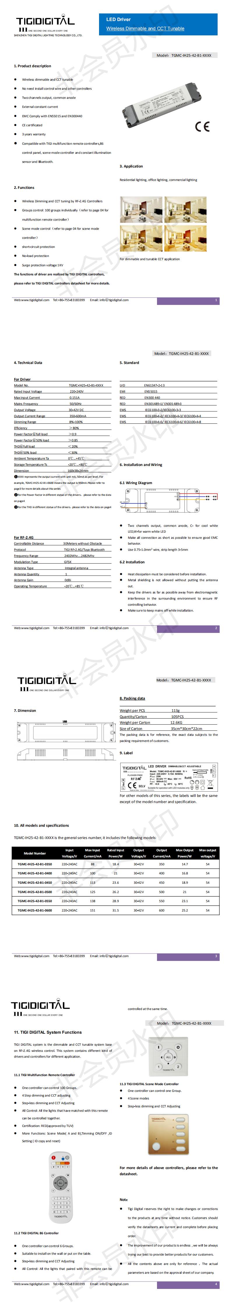 DataSheetforTGMC-IH25-42-B1-XXXX2_0
