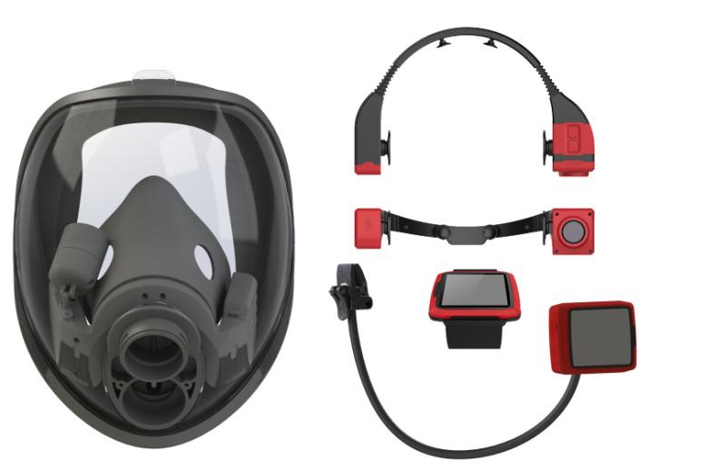 消防用红外热相仪-侦检类产品