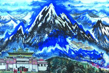 《大美西藏》局部4