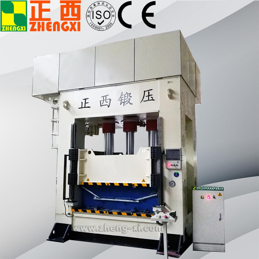 630T H Frame Composite Hydraulic Press