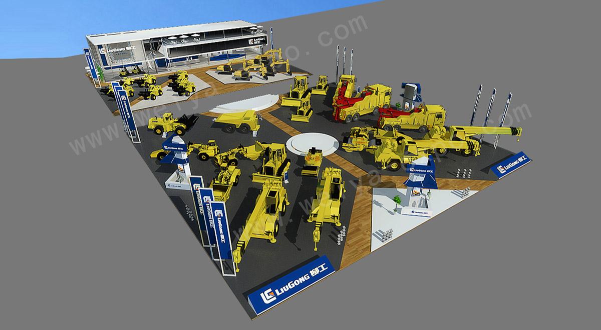 柳工集团展览设计5