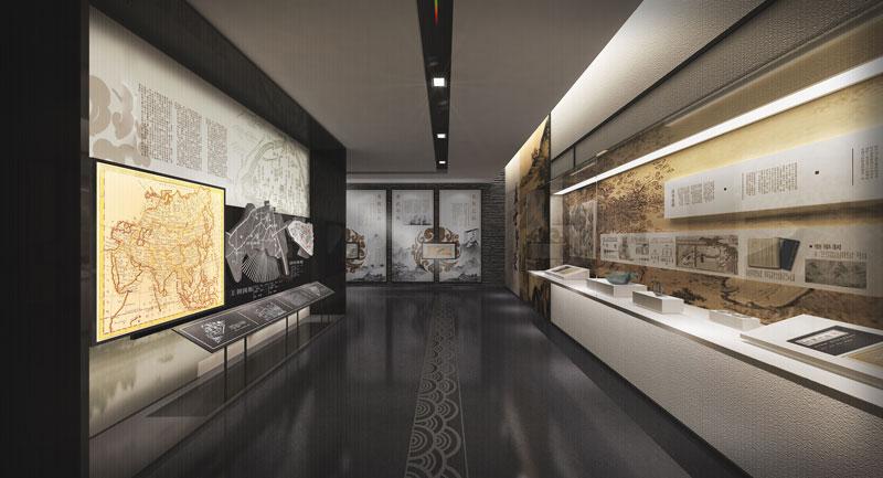 黃河文化館展廳設計-3