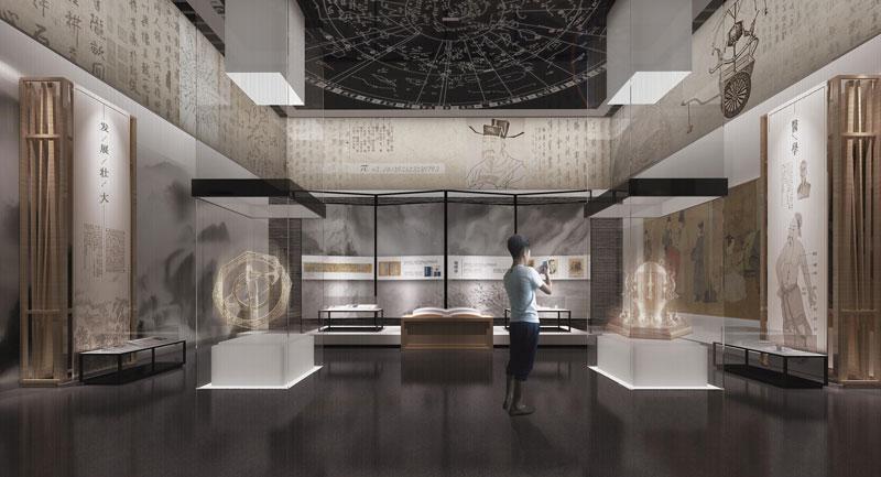 黃河文化館展廳設計-5