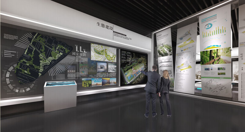 黃河文化館展廳設計-9