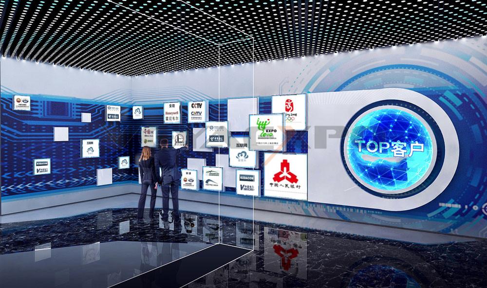 创新科展厅设计-7