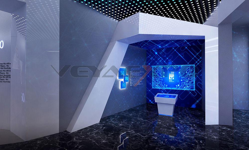 创新科展厅设计-9