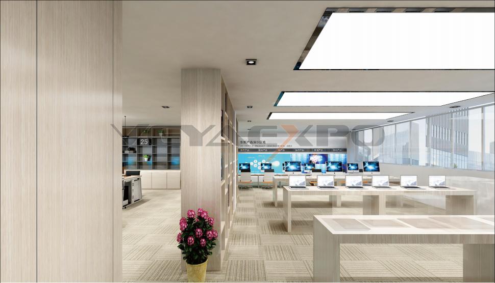 上海互软集团展馆设计-6