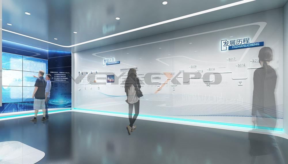 山科展厅设计项目-2