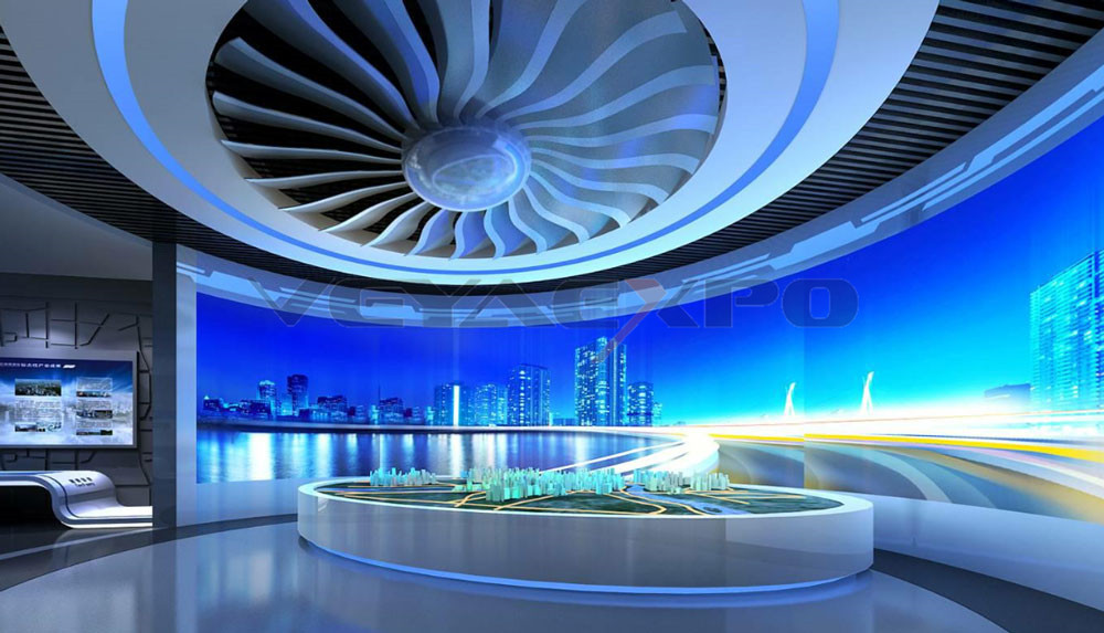 天洋展馆设计-8