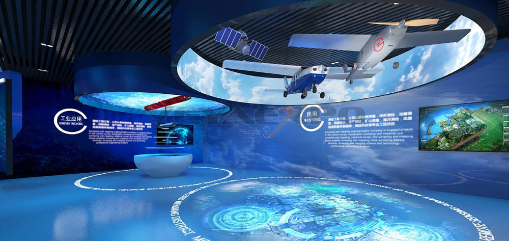 无人机展馆设计-6