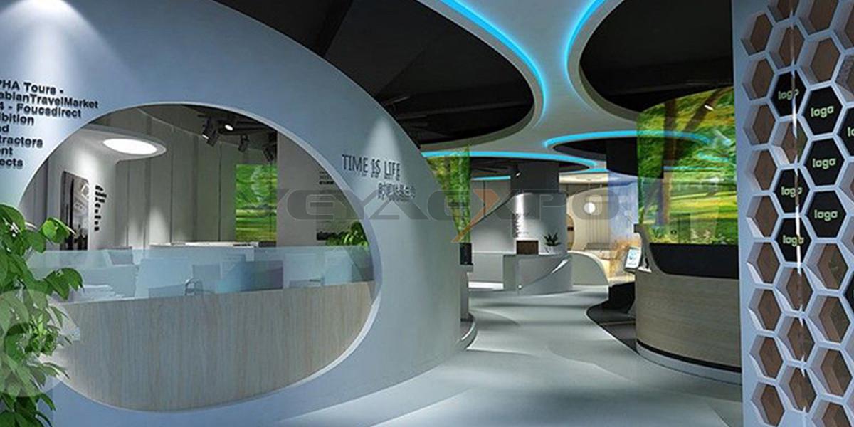 壹城智慧展厅设计