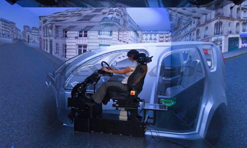 VR学车系统
