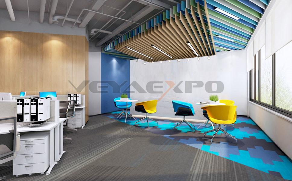 展厅设计-休闲区