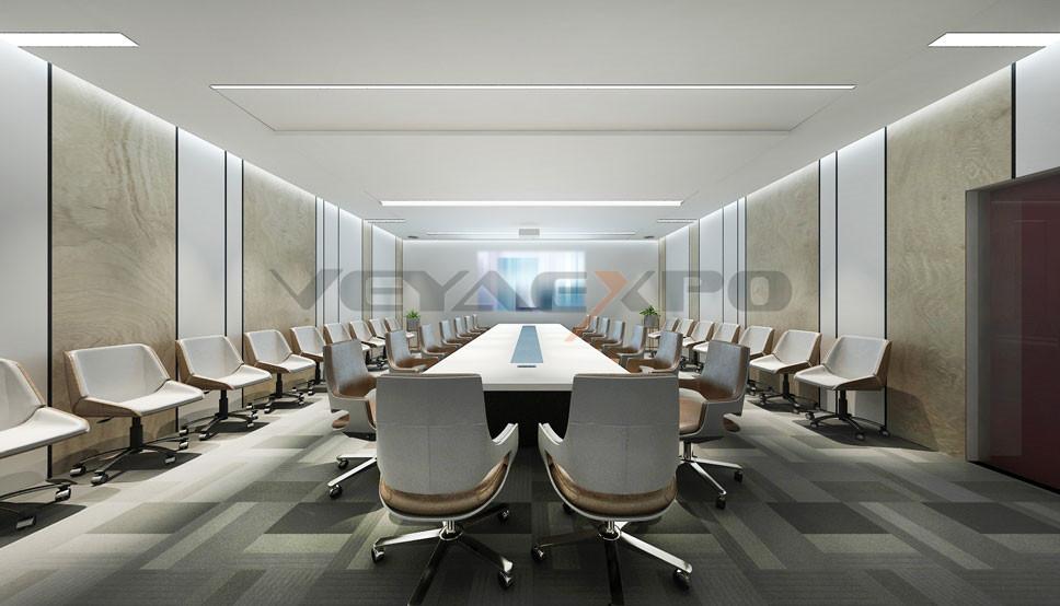 展厅设计-大会议室