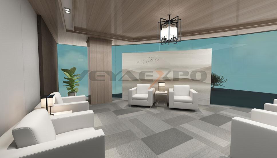 展厅设计-VIP接待室