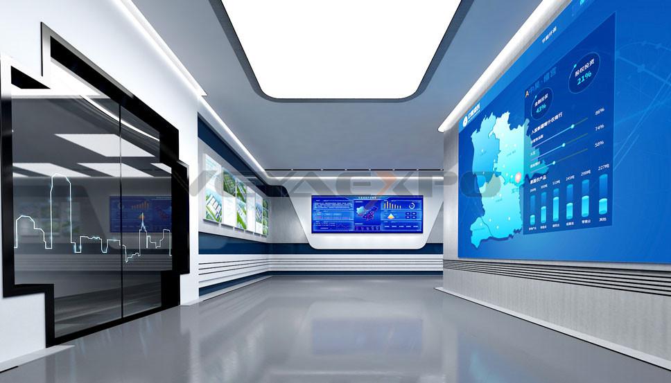 展厅设计-展厅展示空间
