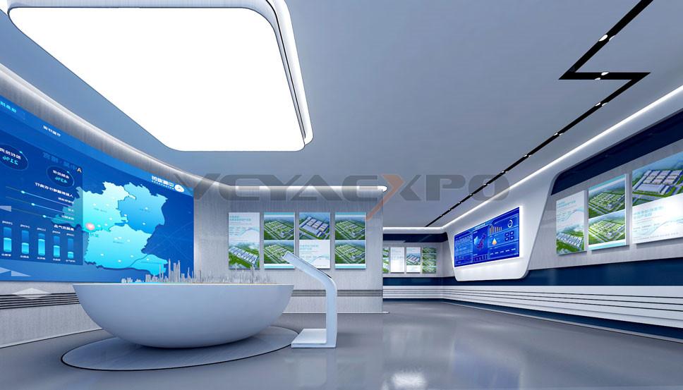 展厅设计-休闲接待区