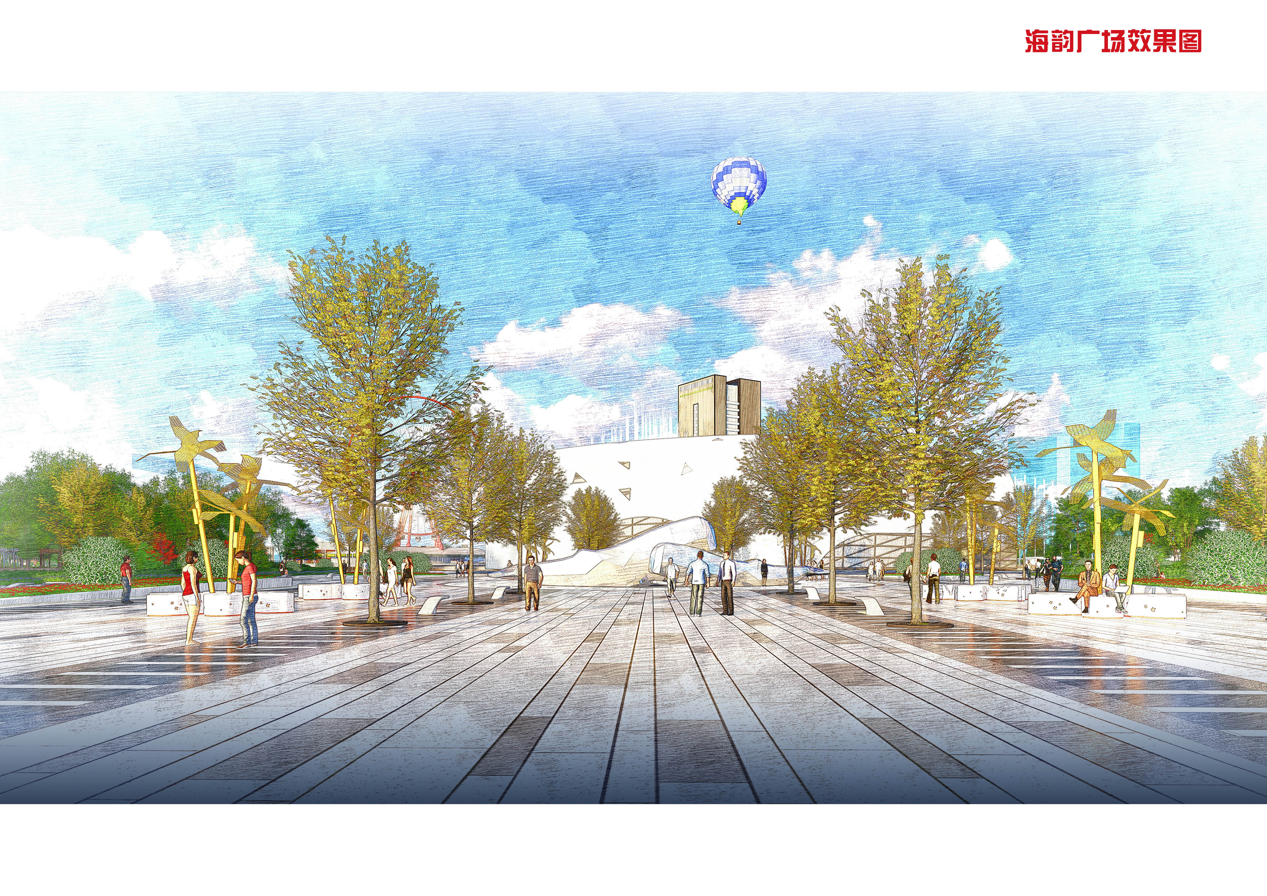 洋口港开发区海洋主题公园-洋口港开发区海洋主题公园景观设计47