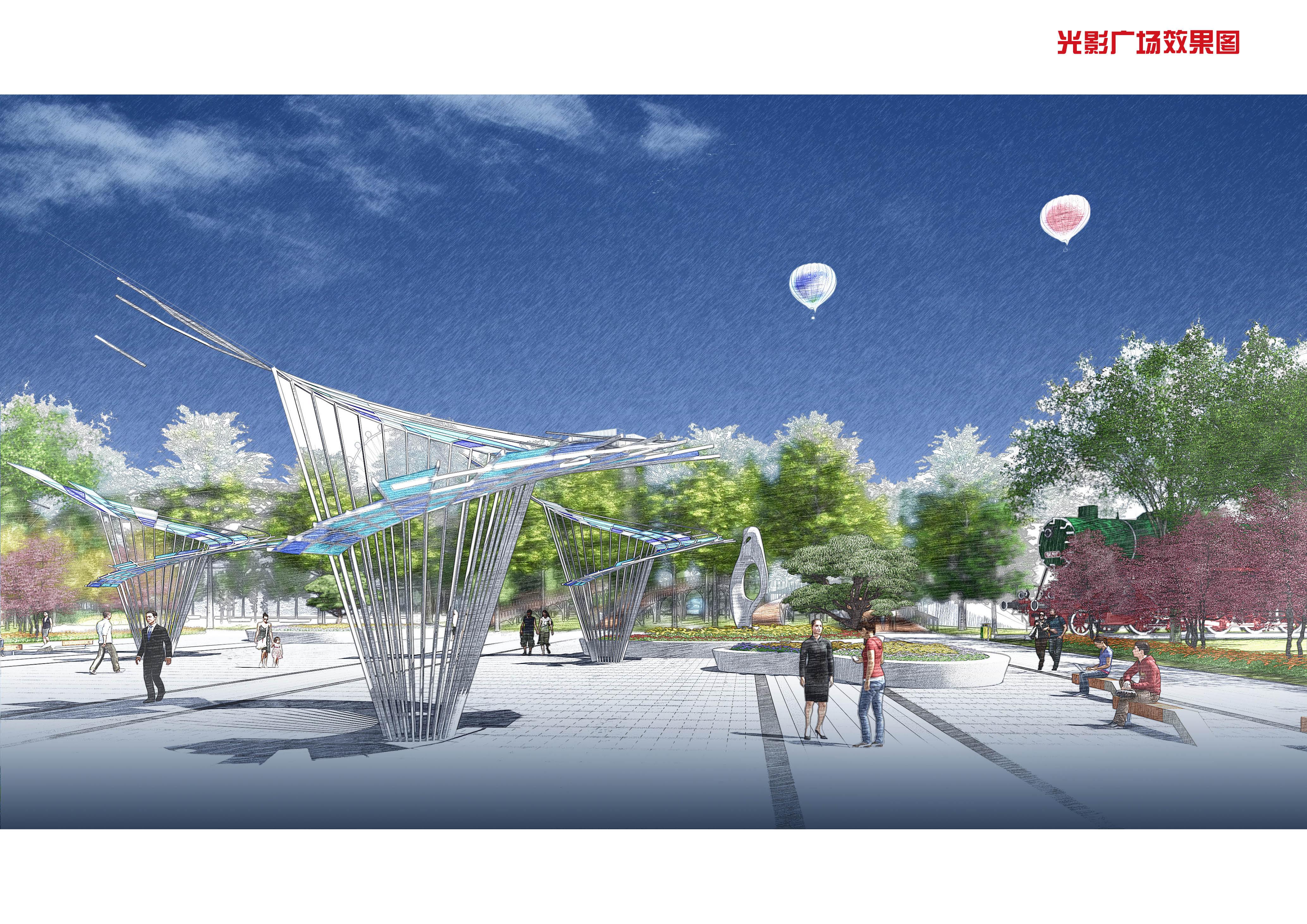 洋口港开发区海洋主题公园-洋口港开发区海洋主题公园景观设计53