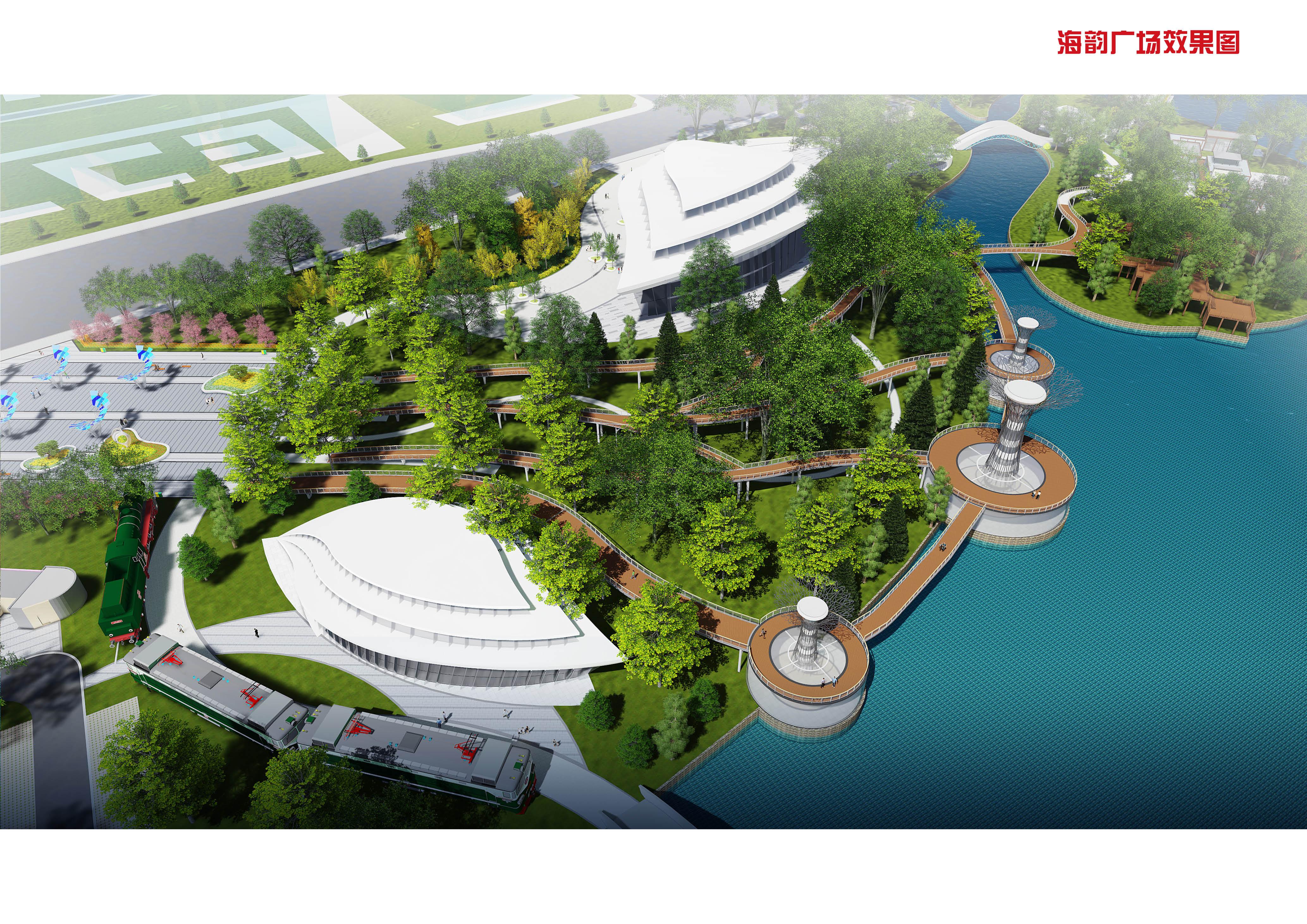 洋口港开发区海洋主题公园-洋口港开发区海洋主题公园景观设计54