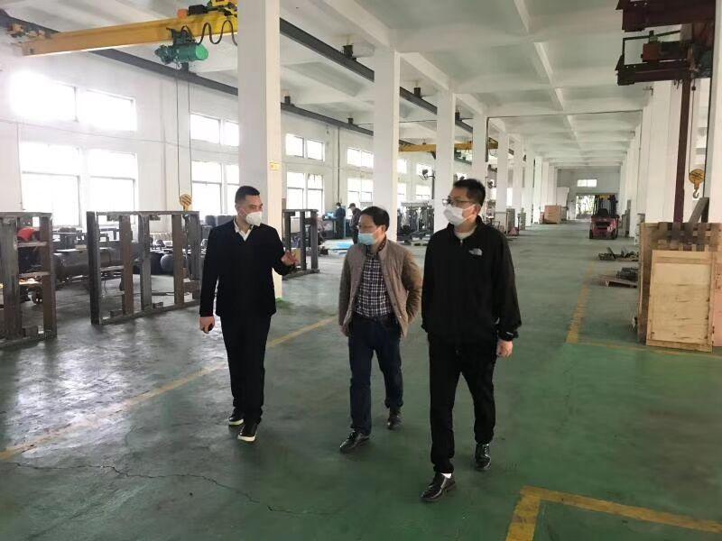福建五六能源装备有限公司工厂厂房照片