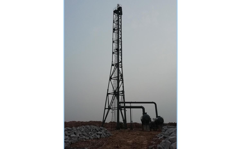 陕西龙门煤化工有限责任公司焦化厂焦炉放散点火系统