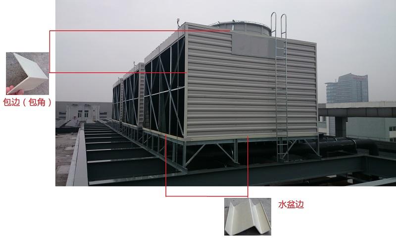 水盆边包边包角安装示意图3