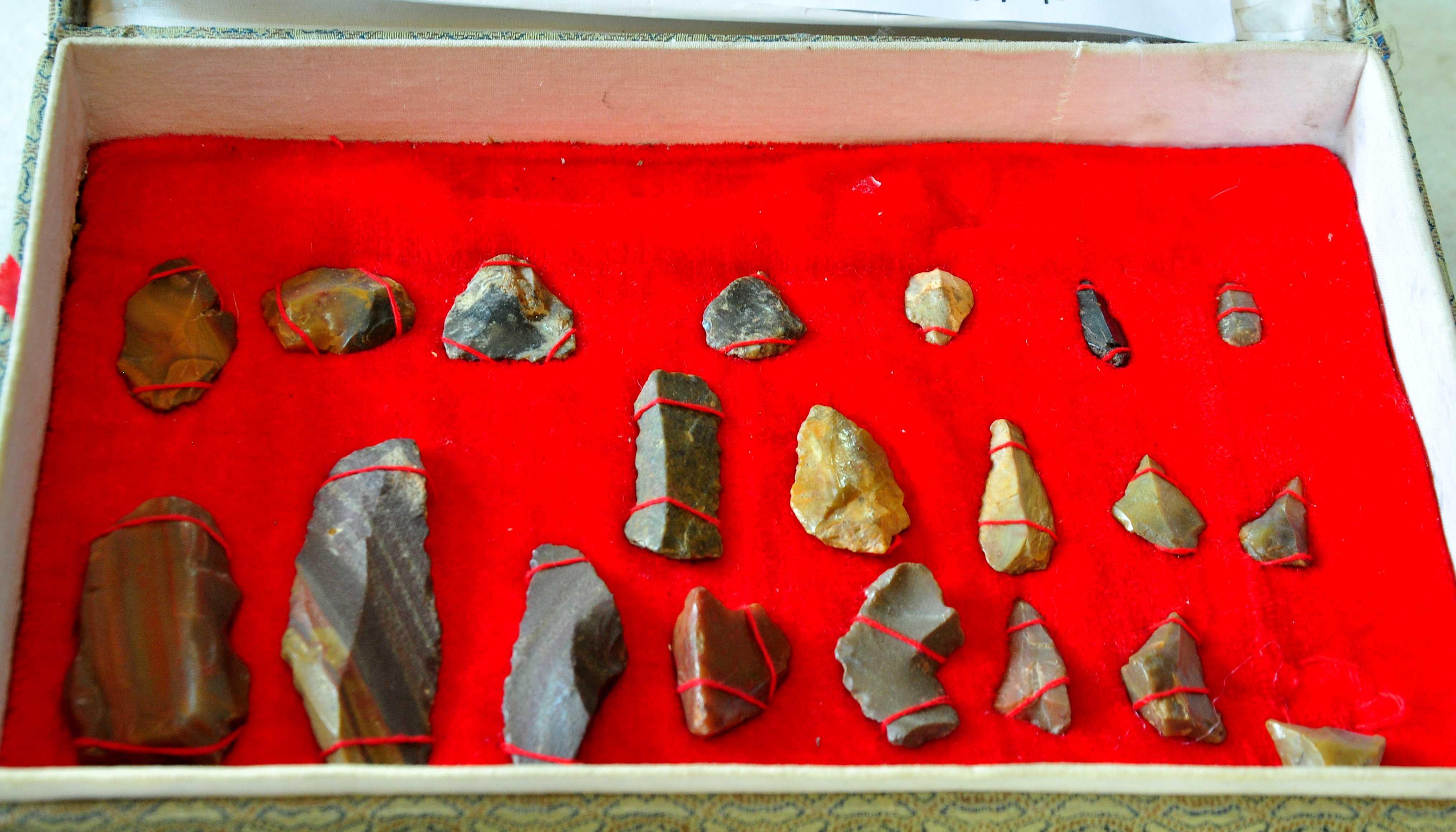 5-3出土旧石器