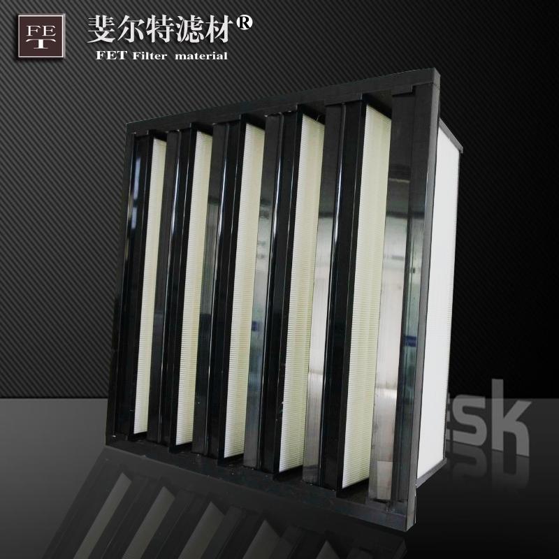 过滤器-塑框组合式高效过滤器111