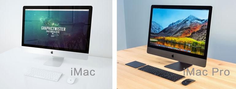 iMac与iMacPro区别