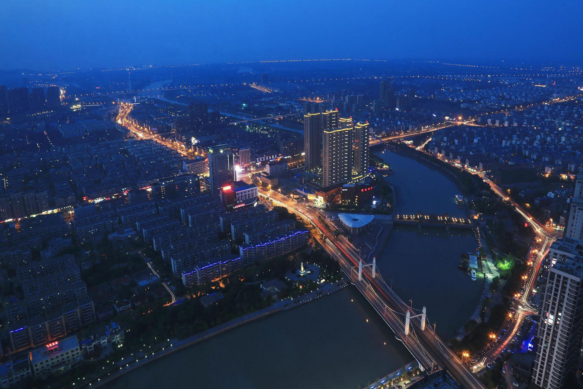 浙江有哪些城市适合广告投放
